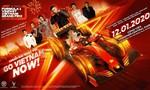 Đại nhạc hội chào đón chặng đua F1 đầu tiên tại Việt Nam
