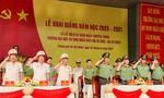 Trường Đại học An ninh nhân dân khai giảng năm học mới