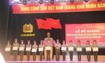 Trao bằng tốt nghiệp cho các tân sĩ quan An ninh