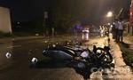 Xe máy đối đầu ở Sài Gòn, thanh niên văng ra xa tử vong tại chỗ