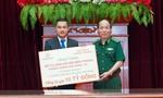 Tặng 10 tỷ đồng cho Bộ Tư lệnh BĐBP phòng chống dịch Covid-19