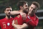 Clip trận Bồ Đào Nha hạ Thụy Điển 3-0 dù vắng Ronaldo
