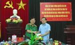 Thứ trưởng Bộ Công an kiểm tra công tác ứng phó mưa lũ ở miền Trung