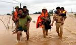 Hà Tĩnh, Quảng Bình, Quảng Trị mưa đặc biệt to