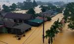 Quảng Trị: 47 người chết và mất tích; 80/124 xã, phường, thị trấn ngập lụt