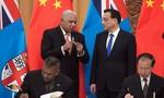 Nhân viên ngoại giao Trung Quốc và Đài Loan ẩu đả nhau ở Fiji