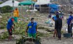 Philippines dừng hoạt động trên biển, sơ tán dân tránh bão Molave