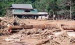 Bão số 8 suy yếu thành áp thấp nhiệt đới, từ Nghệ An đến TT- Huế có mưa lớn