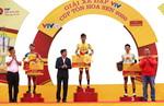Đội TP.HCM vươn lên dẫn đầu giải đồng đội