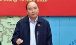 Thủ tướng yêu cầu lập sở chỉ huy tiền phương tại Đà Nẵng ứng phó bão số 9