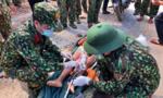 Cập nhật: Cứu được 33 người vụ sạt lở ở Quảng Nam, còn 13 người chưa tìm thấy