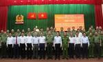 Công an TPHCM và 6 tỉnh giáp ranh ký kết phối hợp bảo đảm ANTT
