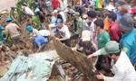 Tìm thêm được 2 nạn nhân mất tích ở Trà Leng, thắp điện tìm xuyên đêm