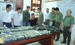 Hơn 9 tháng theo dấu đối tượng vận chuyển 250.000 viên ma túy