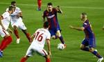Clip trận Barca chỉ có 1 điểm trước Sevilla