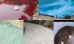 5 DN ở Bình Dương bị phạt vì làm nước suối... đổi màu liên tục