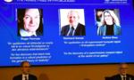 Nobel Vật lý trao cho 3 nhà khoa học phát hiện ra lỗ đen