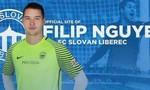 Filip Nguyễn tiếp tục được triệu tập lên tuyển Czech