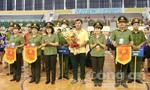 Khai mạc Hội thao Công đoàn Công an nhân dân khu vực phía Nam