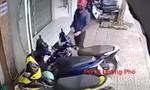 Clip thanh niên bẻ khóa trộm xe nhanh như chớp