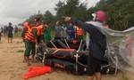 6 người mất tích trên tàu chở hàng bị sóng biển đánh chìm đã an toàn