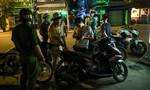 Công an TPHCM giải tán 4 tốp khoảng 370 xe máy tụ tập gây rối trật tự