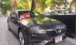 Đại sứ quán Áo sử dụng VinFast Lux A2.0 làm xe công vụ
