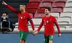 """Clip Ronaldo ghi bàn, Bồ Đào Nha """"hủy diệt"""" Andorra"""