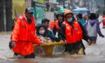 Bão Vamco làm tê liệt thủ đô Philippines, đã có người chết