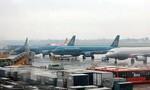 Phòng tránh bão số 13: Đóng cửa khai thác 5 sân bay ở miền Trung