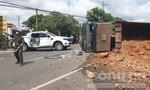 Tai nạn liên hoàn giữa 3 ôtô và 1 xe máy, nam sinh bị thương nặng