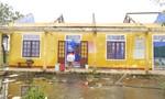 TT – Huế: Hơn 4.000 ngôi nhà tốc mái, trên 14km bờ biển sạt lở do bão số 13