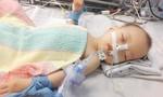 Xin giúp một hoàn cảnh đáng thương của cháu bé mang trọng bệnh!