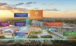 Dòng vốn vẫn đổ mạnh vào hạ tầng thành phố Thủ Đức tương lai