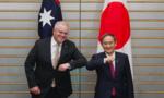 Nhật – Úc đạt đồng thuận về hiệp ước quốc phòng mới đối phó Trung Quốc