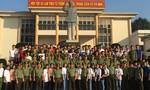 Thứ trưởng Bùi Văn Nam chúc mừng Ngày Nhà giáo Việt Nam tại Đại học ANND