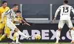 Ronaldo lập cú đúp đưa Juventus lên nhì bảng Serie A