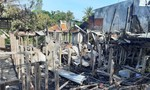 Hỏa hoạn thiêu rụi 8 căn nhà, thiệt hại hơn 1 tỷ đồng