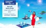 Tặng tiền lên tới 1,5 triệu đồng khi phát hành thẻ quốc tế BIDV