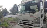 Xe tải tông xe máy tại ngã tư Vũng Tàu, người phụ nữ nguy kịch