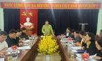 Bàn phương án tiếp cận các xã sạt lở chia cắt ở huyện Phước Sơn