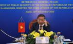Thúc đẩy quan hệ giữa Bộ Công an Việt Nam và các cơ quan thực thi pháp luật Singapore