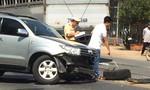 Xe đi cứu trợ miền Trung gặp tai nạn, một thượng toạ viên tịch