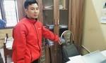 Thanh niên từ Vĩnh Phúc sang Hà Nội đột nhập công sở trộm 140 triệu
