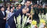 TPHCM: Dâng hương tưởng niệm Chủ tịch nước, Đại tướng Lê Đức Anh