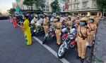 Phòng CSGT Công an TPHCM ra quân tấn công tội phạm, bảo vệ TTATGT