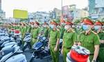 Công an quận Tân Bình ra quân trấn áp tội phạm