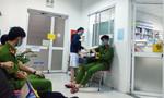 """Chiến sĩ Công an hiến máu cứu một sản phụ """"vượt cạn"""" thành công"""