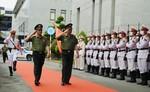 Bộ trưởng Tô Lâm dự Hội nghị triển khai công tác năm 2021 tại Công an TPHCM