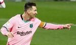 """Messi ghi bàn và kiến tạo, """"kéo"""" Barca đến gần top 4"""